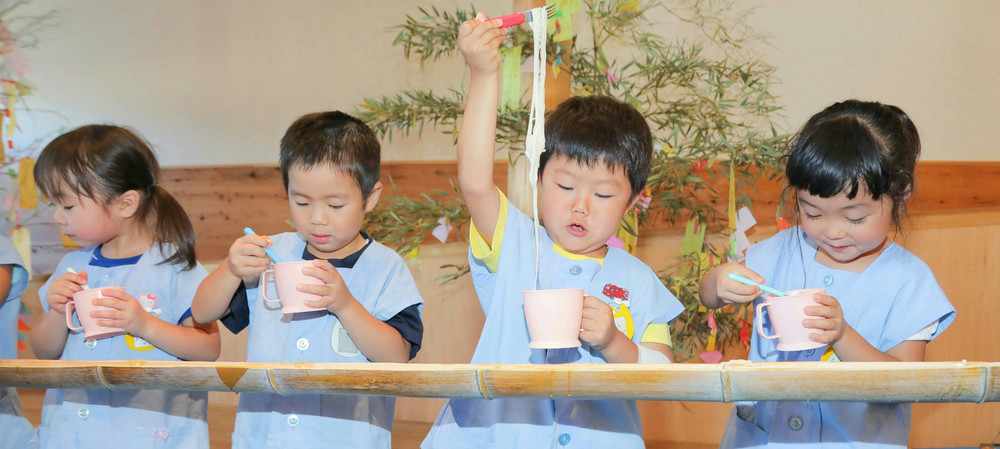 東松山の幼稚園の鉄琴