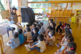 園児の英語教室